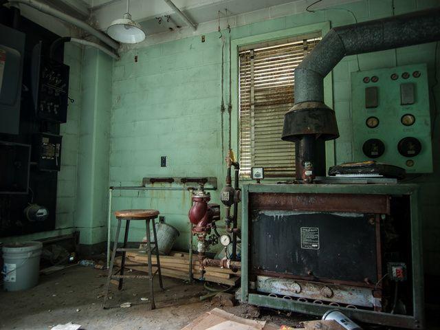 Observatorios abandonados