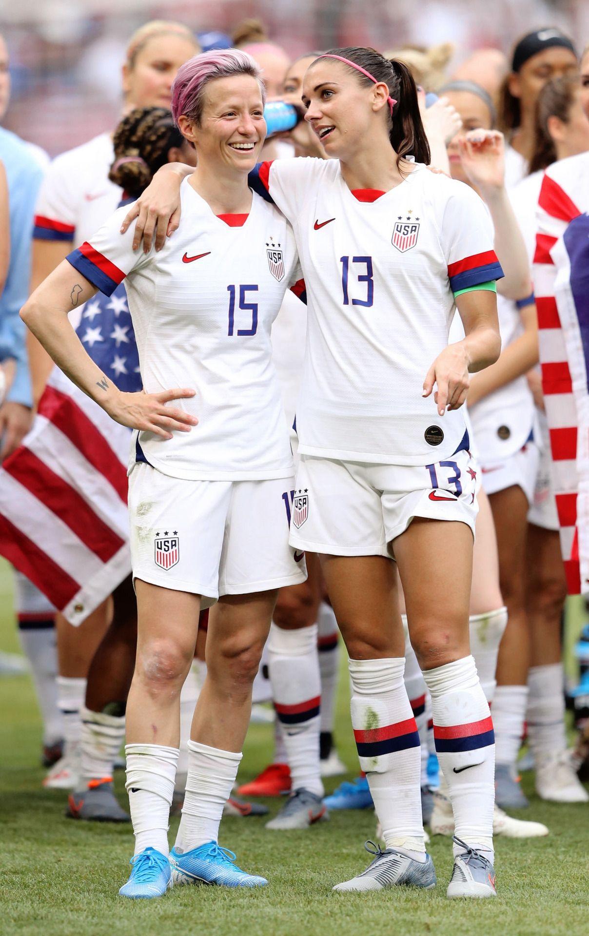 Football Is My Aesthetic Uswnt Soccer Usa Soccer Team Usa Soccer Women