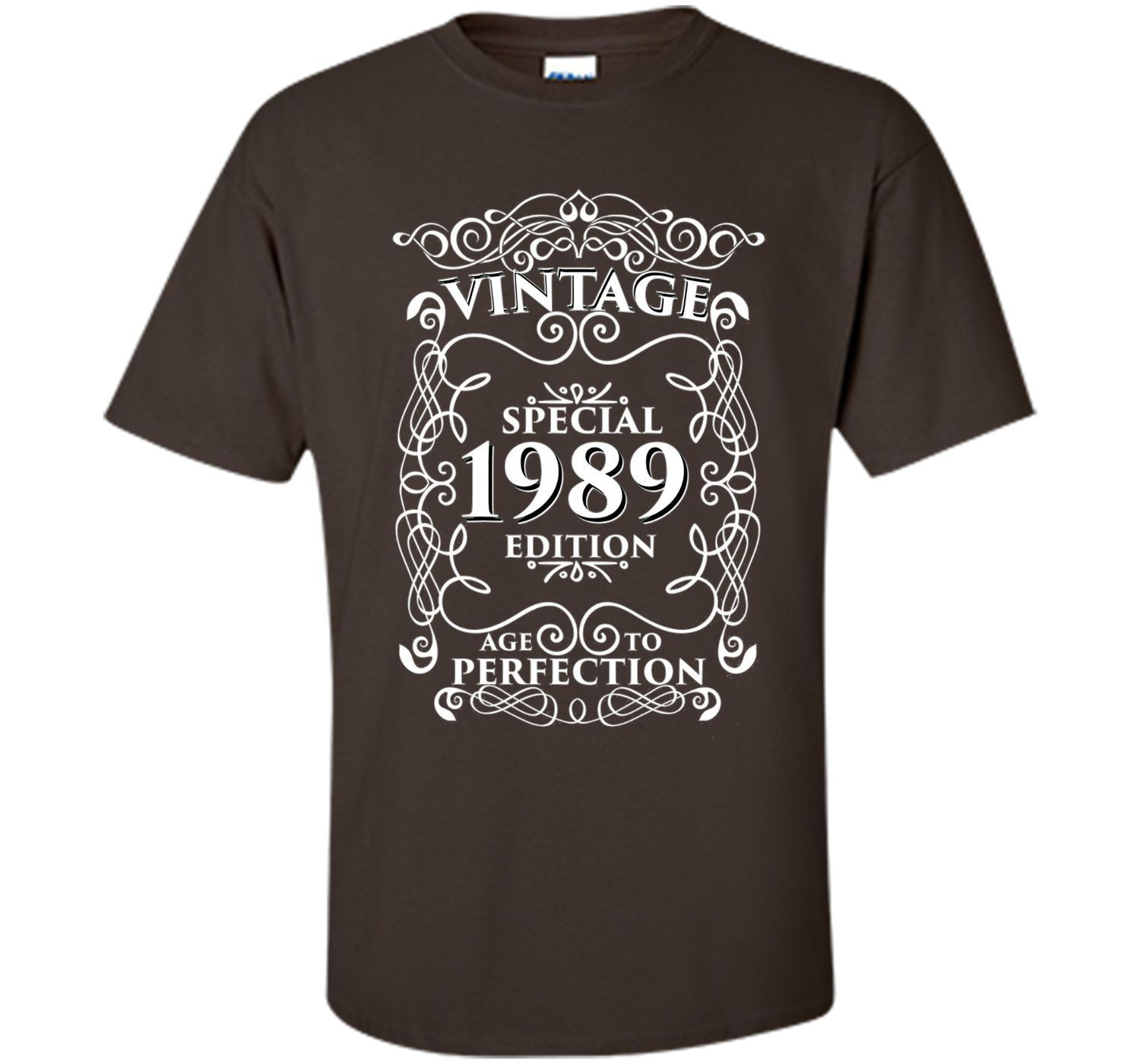 Vintage 1989 T-shirt Perfect Birthday Gift For Man/Women