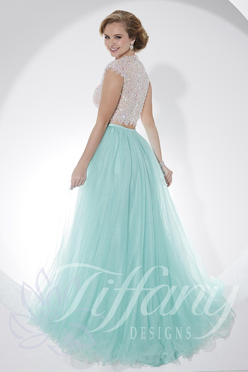 Tiffany Designs Dress 16111 | Terry Costa Dallas www.terrycosta.com ...