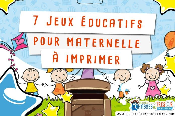 Maternelle - <b>jeux</b> gratuits <b>à</b> <b>télécharger</b>
