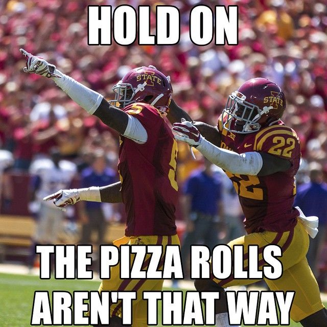 It S Always Nice To Know Somebody Especially A Cyclone Has Got Your Back Iowa State Football Iowa State Cyclones Iowa State