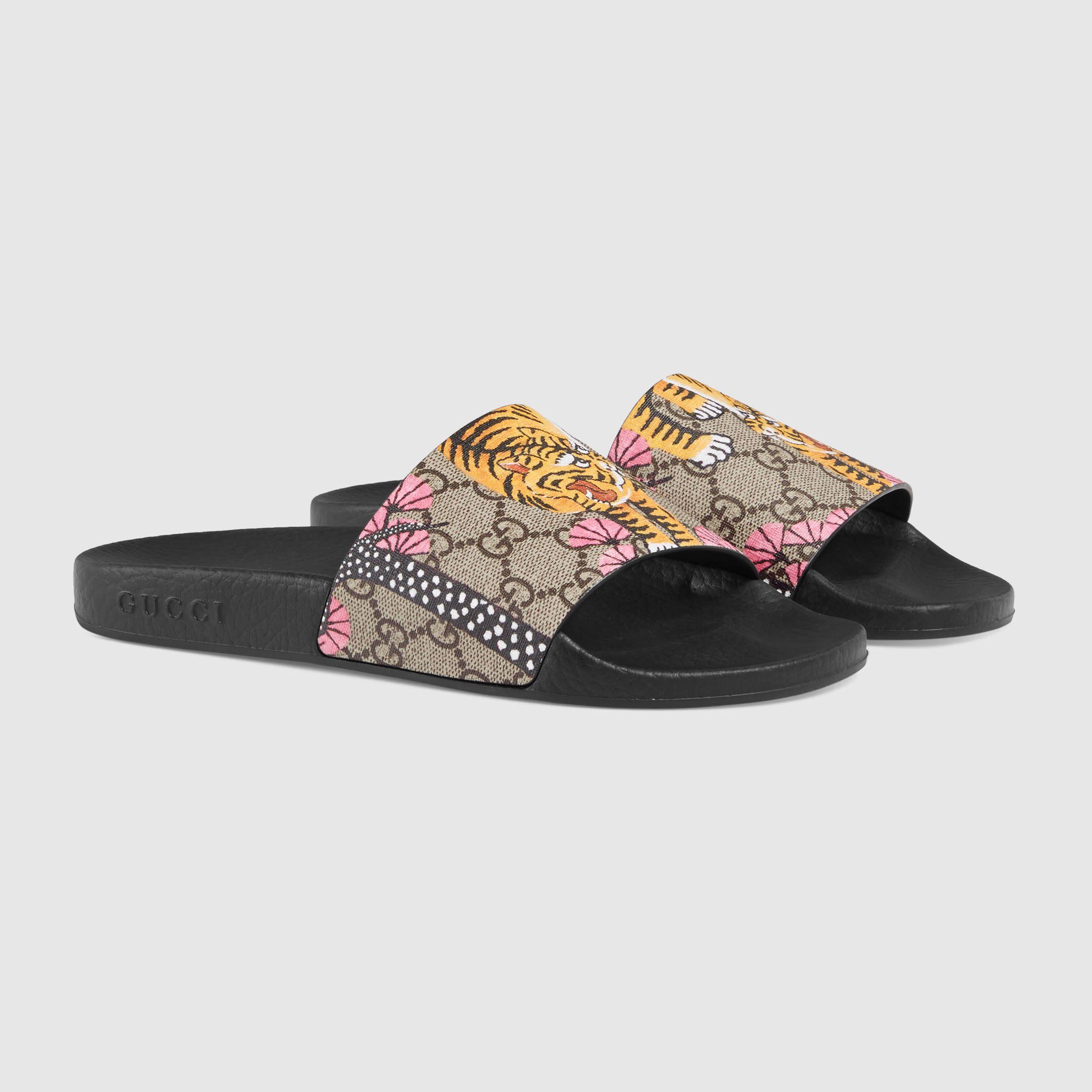 Gucci Bengal slide sandal - Gucci Women