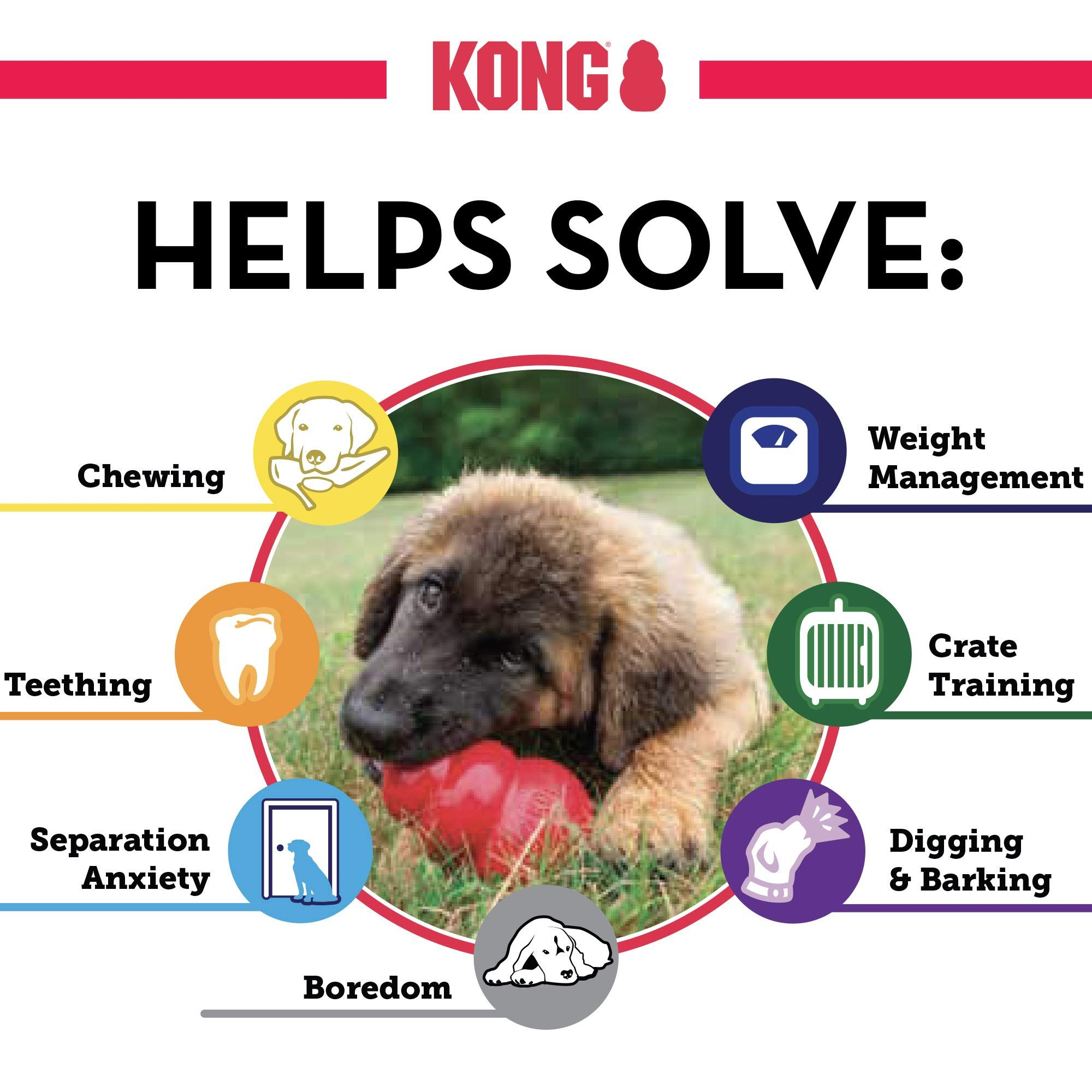 Kong Extreme Dog Toy Large Black You Can Find More Details By