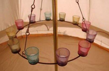 Single Tea Light Chandelier Tea Lights Chandelier Lighting Candle Power