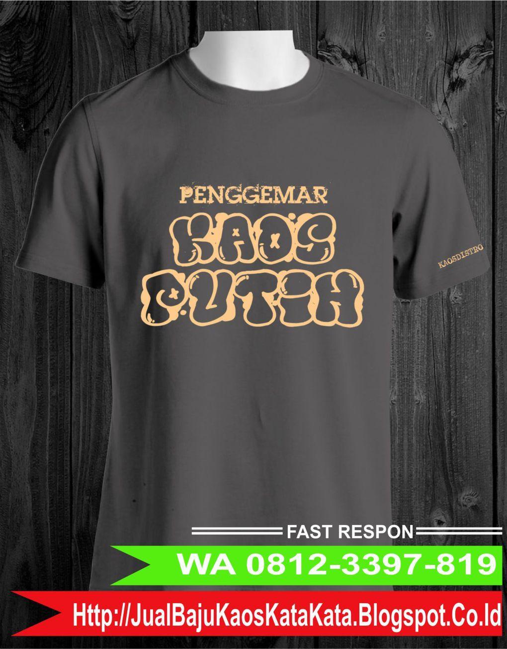 Pin Oleh Kaos Distro Di 16wa 0812 3397 819 Tsel Jual Kerah Tendencies Pria About Sports Hitam L Cotton Combed Murah Typography