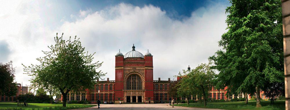 Scholarships for UK students at University of Birmingham