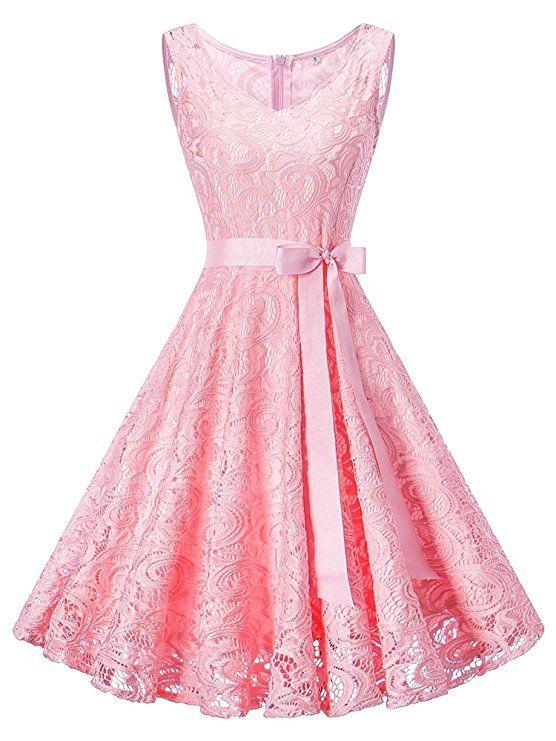 Wunderschönes Sommerkleid im 50er Jahre Stil - perfekt für ...