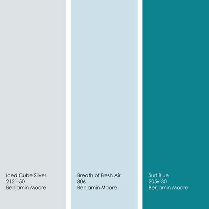 Benjamin Moore Floats Breath Of Fresh Air As Its Color Of 201 Blue Living Room Decor Interior Paint Colors For Living Room Bathroom Paint Colors Benjamin Moore