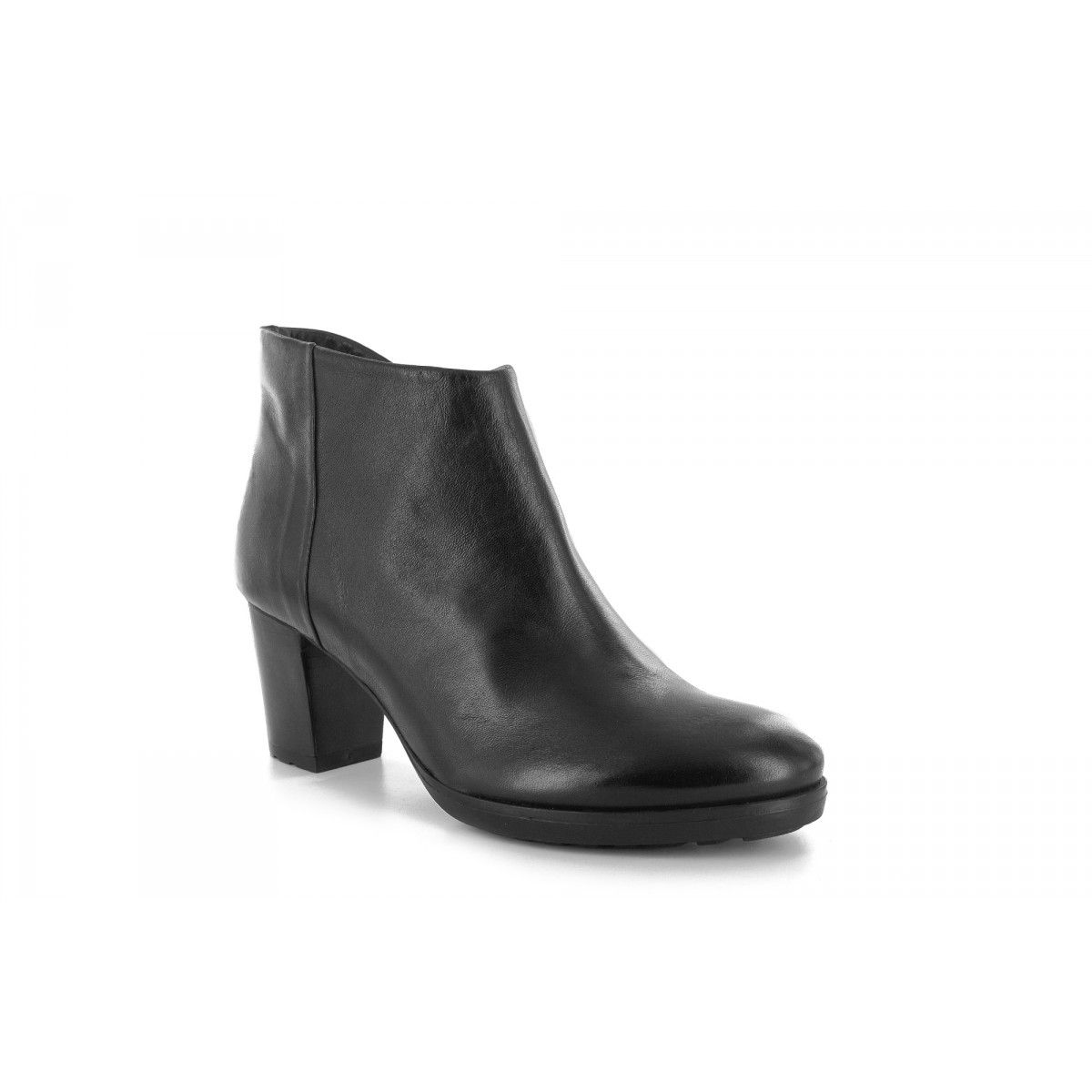 4989784c3e7 Bottines Manas Manas en noir pour femme - Galeries Lafayette ...