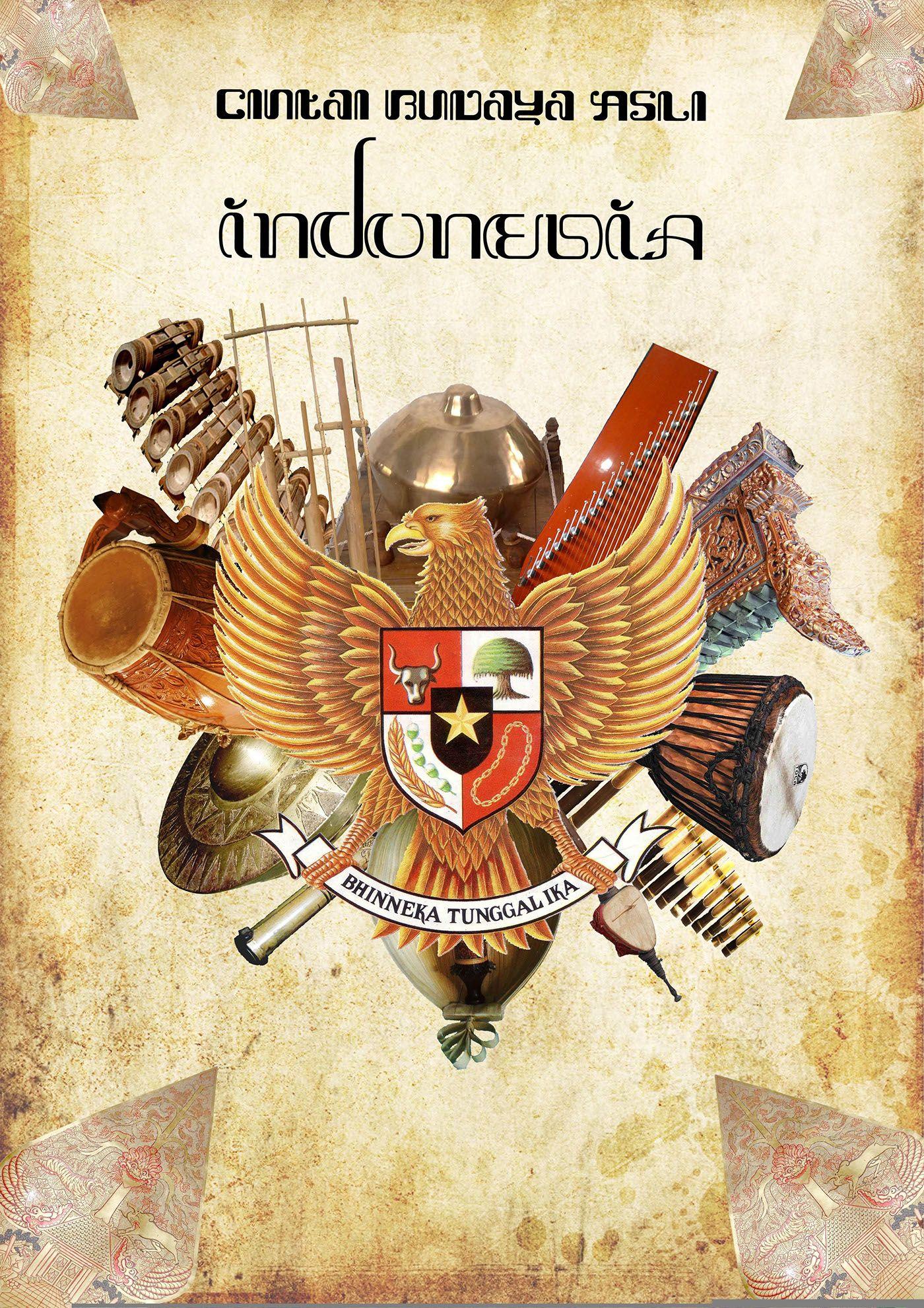 43++ Poster mempromosikan kebudayaan daerah ideas