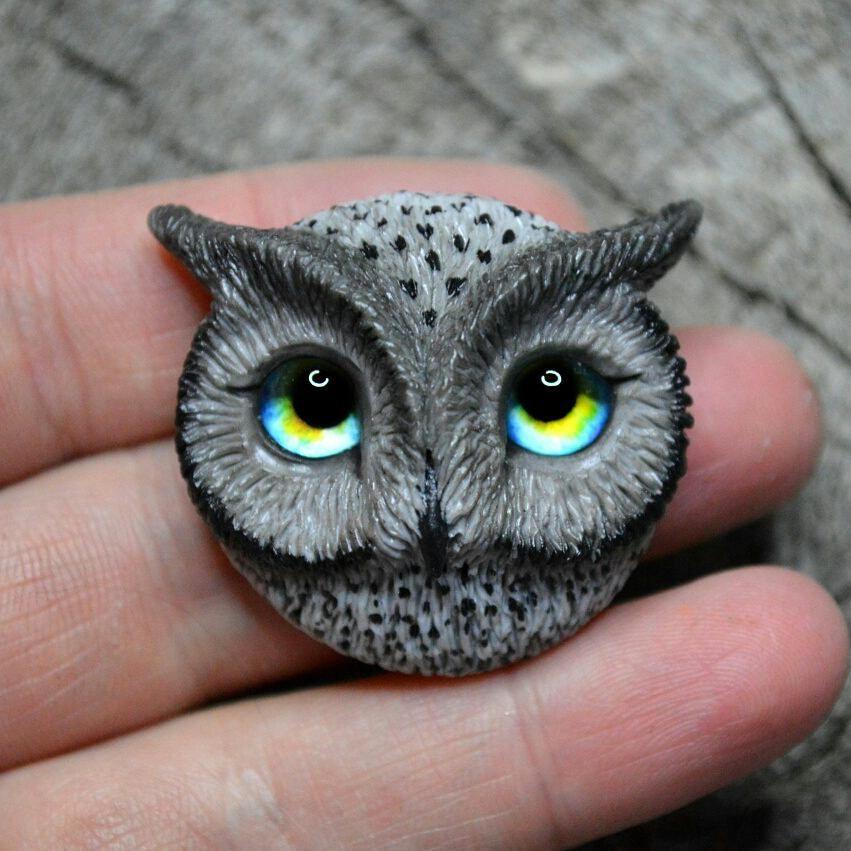 Птицы из глины для начинающих функционал пинеток