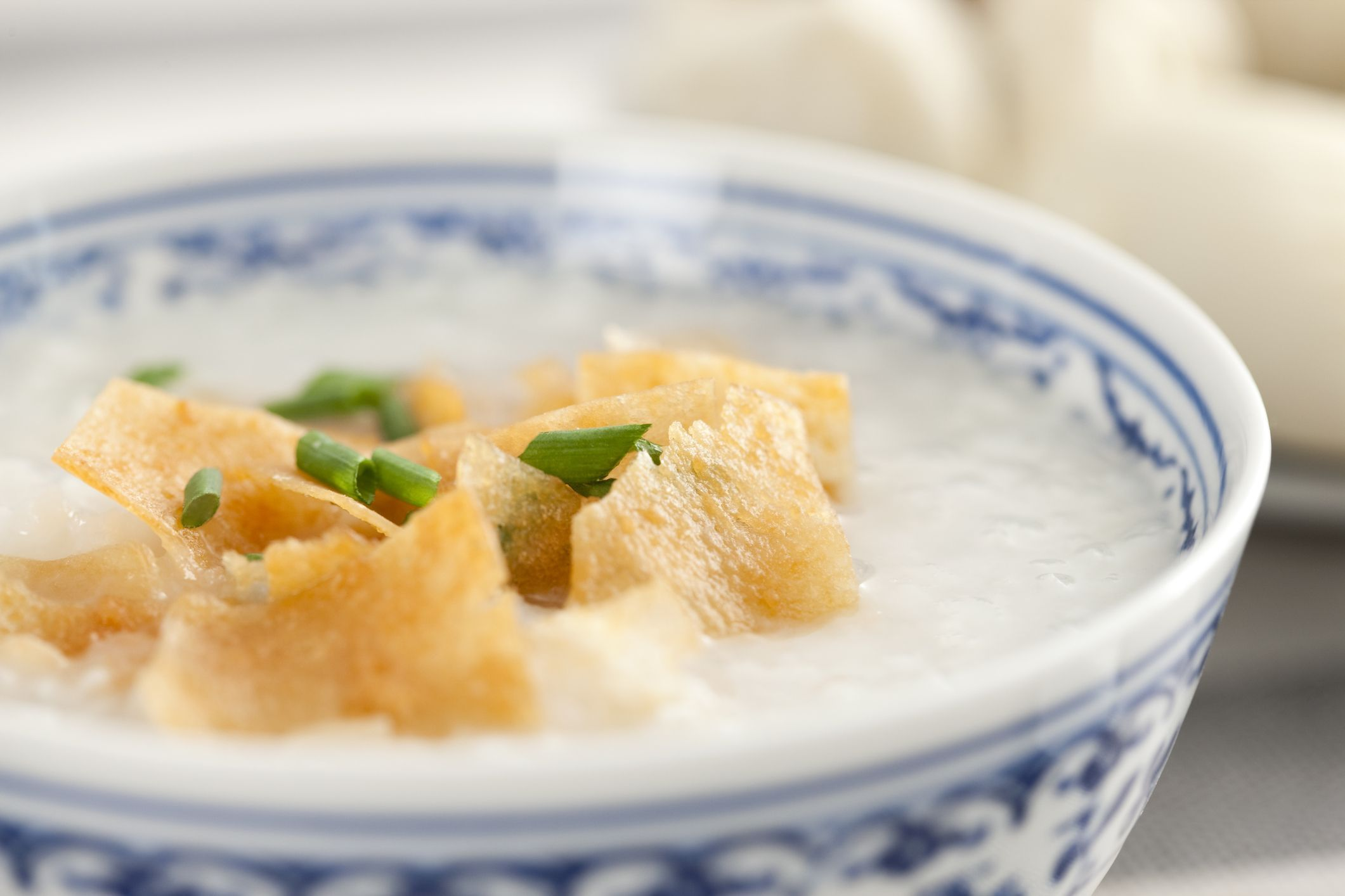 3 Methods For Making Traditional Congee Chinese Rice Porridge Recipe Food Real Food Recipes Rice Porridge