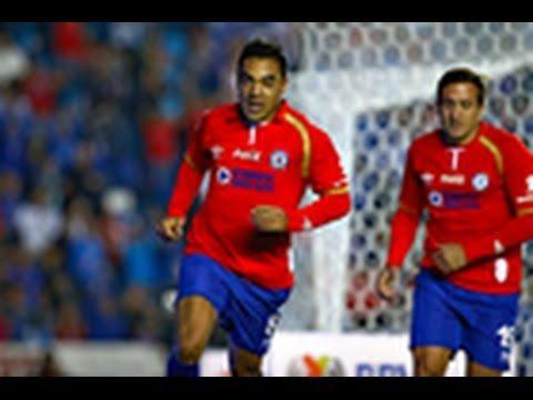 Cruz Azul 4-0 Veracruz.