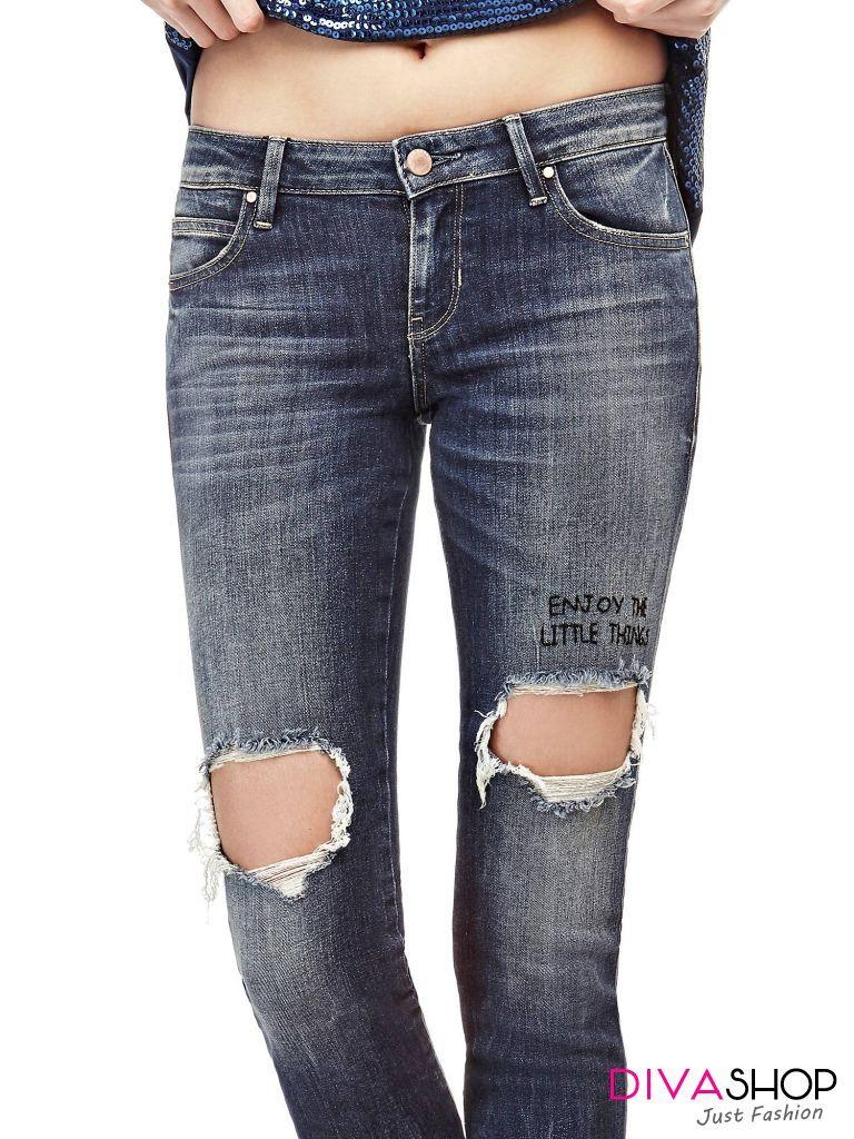Blugi dama Guess - 270 Lei - Jeans dama GUESS - original ...