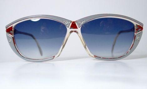 RARE ! Vintage sunglasses made in West Germany in the 80's. CAZAL's incredible design. Only 229€. http://www.videdressing.com/lunettes-de-soleil/cazal-eyewear/p-4477054.html?utm_source=pinterest&utm_medium=pinterest_share&utm_campaign=FR_Femme_Accessoires_4477054_pinterest_share