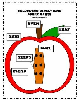 Pin on Apples-Early Childhood