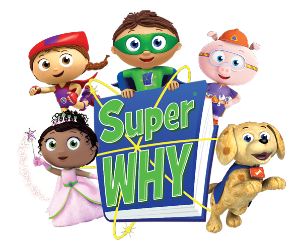 5 Educational Tv Shows For Babies Kids Super Why Kids Shows Kids Education