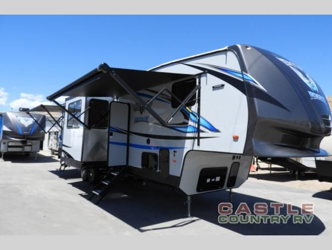 New 2019 Forest River Rv Vengeance Vgf324a13 Toy Hauler Fifth