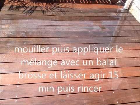 Comment Nettoyer Une Terrasse En Bois   Nettoyage Terrasse