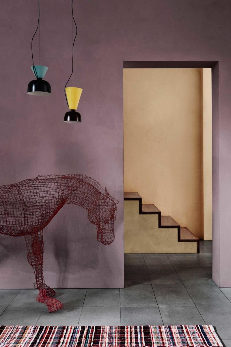 Badezimmer ideen erdtöne stairsduluxchromacohenuse  display  wallutable  pinterest