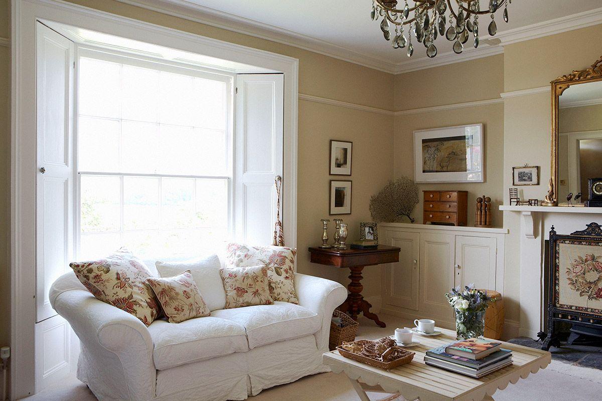 Una splendida farmhouse nella campagna inglese charmant for Cottage inglese perfetto