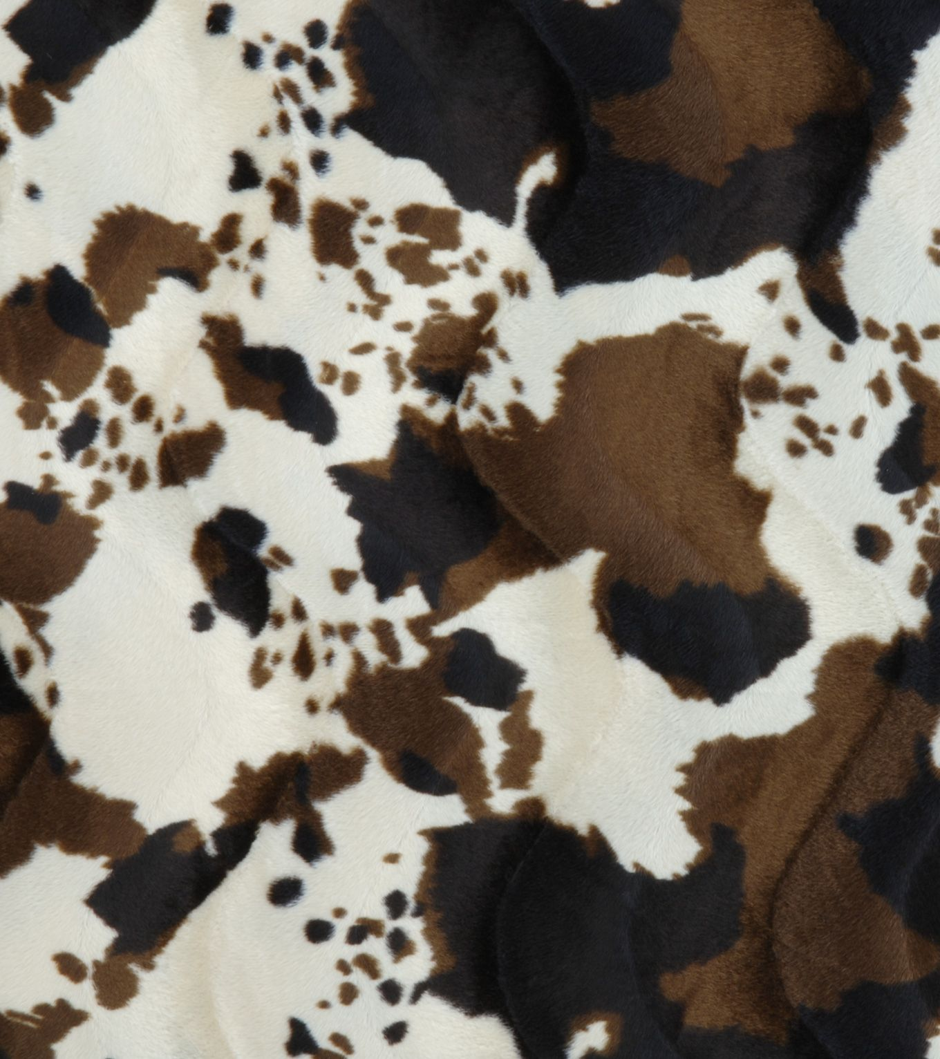 Fabrics For Retail Displays & Events Cow print fabric