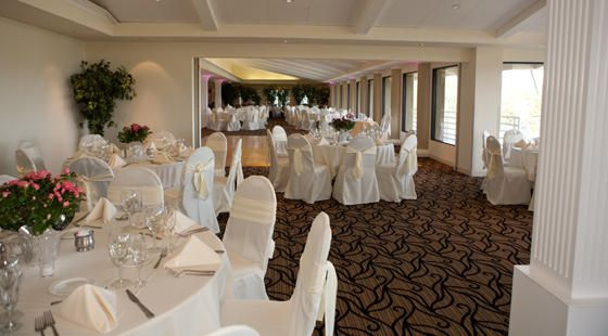Weddings Events Braemar Country Club Main Dining Room