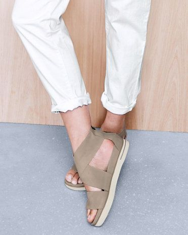 305016fa9 Eileen Fisher Sport Sandals | JK Wish List in 2019 | Sport sandals ...