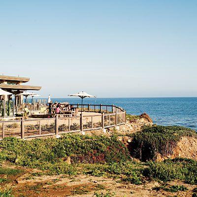 Best Romantic Restaurants | Southern California | Sunset restaurant