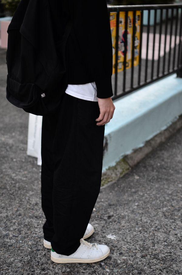 Black Suit White Sneakers White Hair Ferris White Sneakers