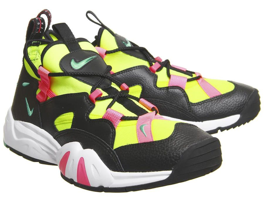 Nike Air Scream LWP Black Menta Pink  7dd72a939