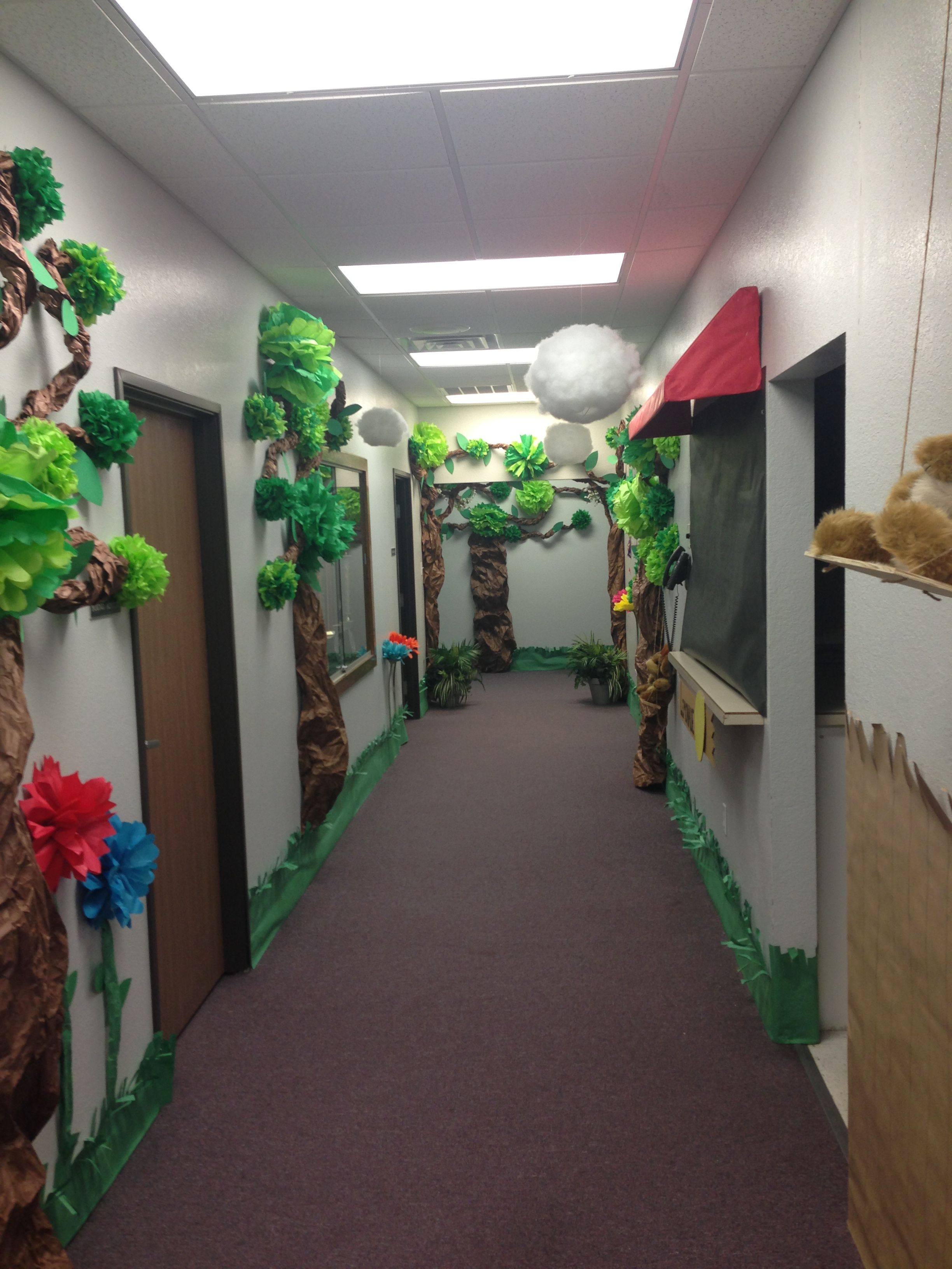2015 Journey Vbs Decorating Ideas Off The Map Birds Wild