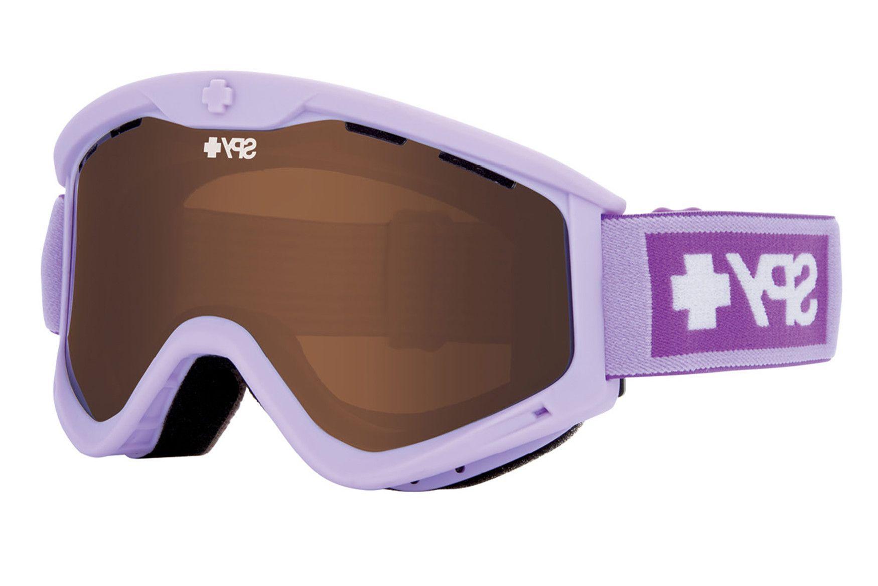 Spy - Targa 3 Elemental Lavendar Goggles, Bronze Lenses