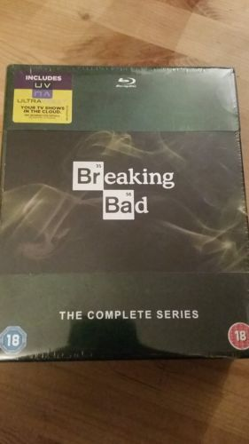 #Brand new #unopened breaking bad - #series 1-5 - complete (blu-ray, 2013, box se,  View more on the LINK: http://www.zeppy.io/product/gb/2/252176013982/
