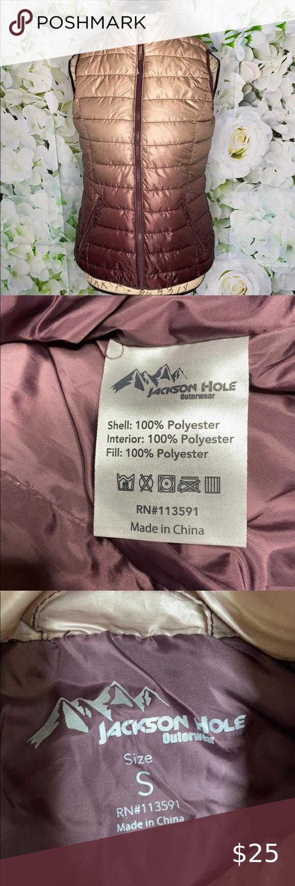 Jackson Hole Outerwear Purple Ombre Vest Nwot Jackson Hole Purple Ombre Ombre Vest [ 1740 x 580 Pixel ]