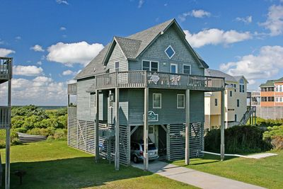 FRISCO Vacation Rentals | White Cap - Soundfront Outer Banks Rental | 33 - Hatteras Rental