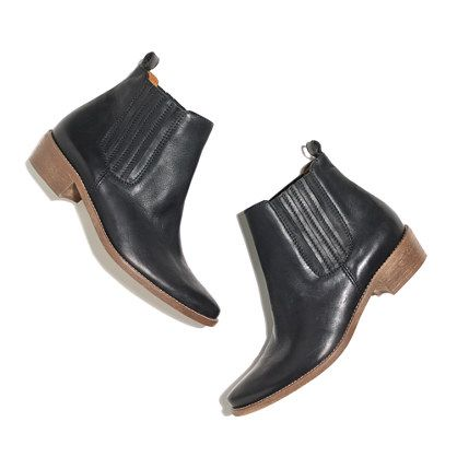 The Chelsea Boot, finally found a pair of shoes that are exactly what I'm looking for, but there too expensive. I hope there will be a sale soon!