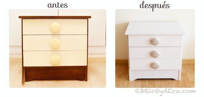 C mo reciclar muebles de melamina apunta - Como reciclar muebles ...