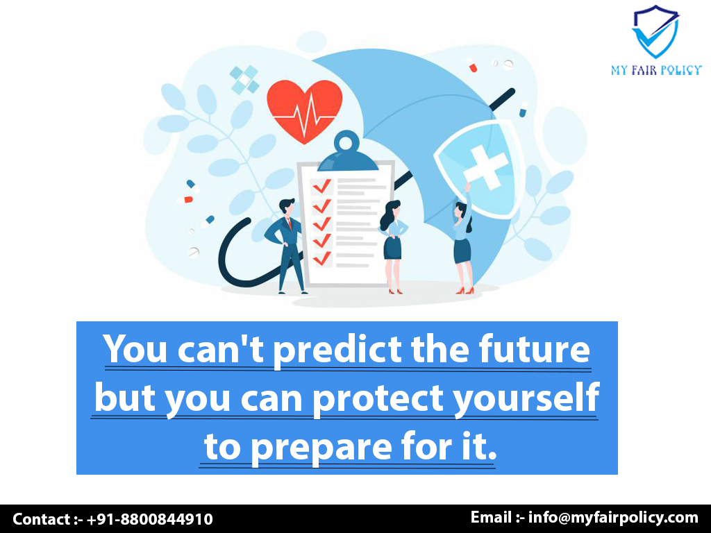 You can't predict the future but can protect yourself to