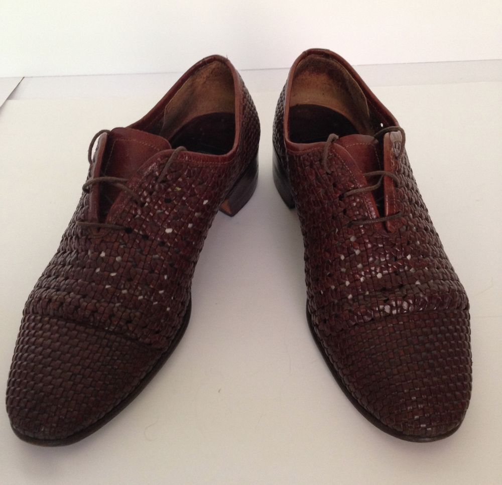 35437d70e9101 Details about Romolo Remo Men's Loafers Shoes Brown Size US.8 UK.7.5 ...