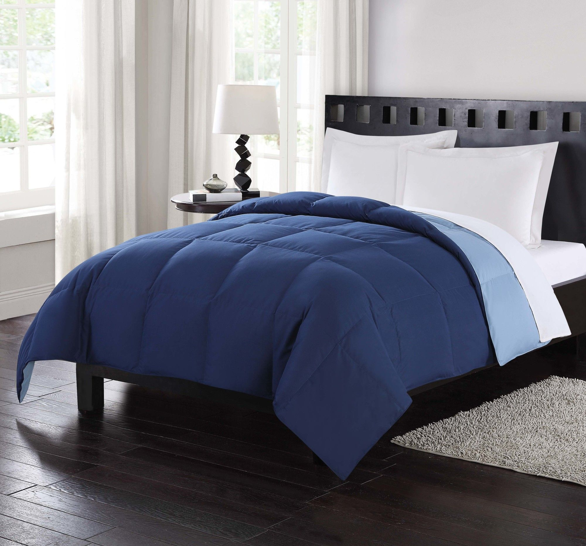 Reversible All Season Down Comforter Down comforter