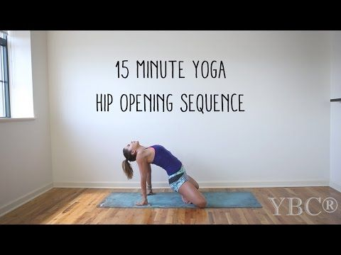 This Is An Instructional 20 Minute Yoga Video That Aims To
