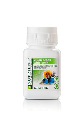 104144 Nutrilite Vision Health With Lutein Anti Aging Support
