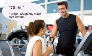 Wait, so the gym isn't a place to get a date? Don't you wish other people felt that way... pinned with Pinvolve