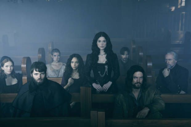 #Salem: Anne descobre seu lado sobrenatural