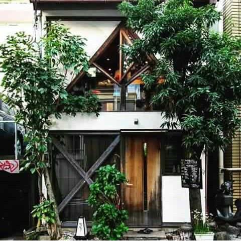 Traditional rehouse - Aoyama, Tokyo