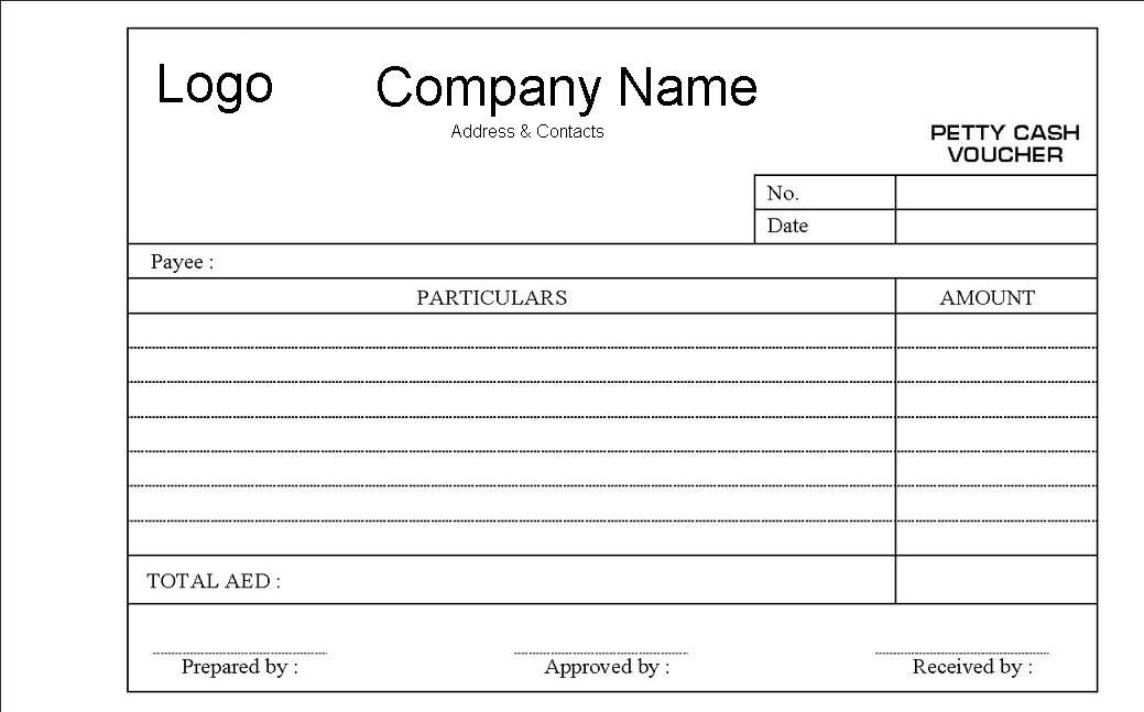 Expense Voucher Template Employee Termination Template Best Excel