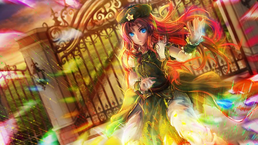 The Gatekeeper by freezeex on DeviantArt Anime, Art