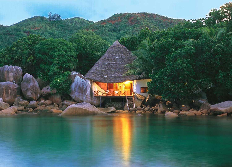 Séjour à Chauve Souris sur l'île de Praslin aux Seychelles